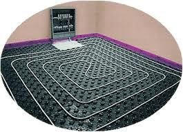 Underfloor heating and radiators in the Algarve